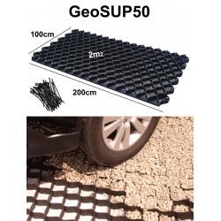 GeoSUP 30*50*75 - Bodengitter