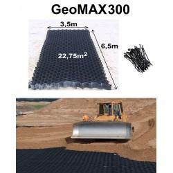 GeoMAX50 * Böschungsbefestigung 22,75qm