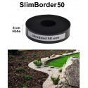 SlimBorder50 * Höhe 5cm RandLiner Beetumrandung Rasenkante