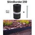 SlimBorder250 * Höhe 25cm Randbegrenzung Beetumrandung Randkante