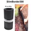 SlimBorder300 * Höhe 30cm Randbegrenzung Wurzelschutz für Bambus